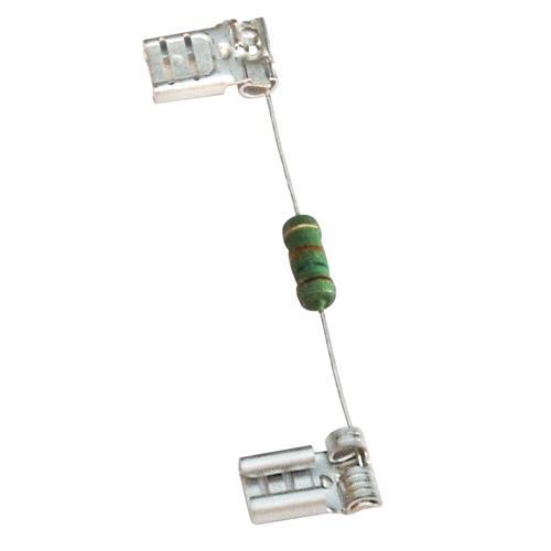 capacitor bleeder resistor   15k ohm  2 watt with 1  4 u0026quot  connectors sold each