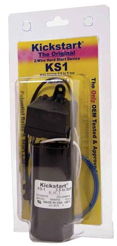 KICKSTART-HARD START DEVICE 3.5 to 5 TON KS1