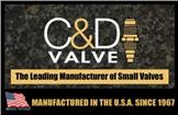 C&D Valve by Part #