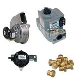 Gas Heating Components