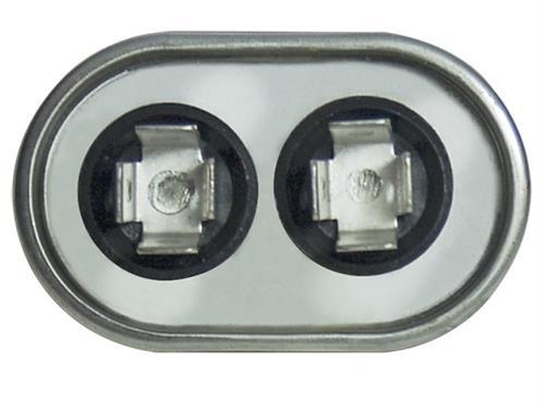 4 uf MFD 370 VAC OVAL Capacitor 12904 Replaces C304L 27L571 97F5704